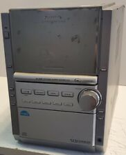 New listing Stereo Panasonic Cd Stereo System Sa-Pm18 Sold For Parts