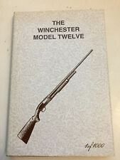 The Winchester Model Twelve 12 George Maddis, 1 of 1000 Limited HC Book w jacket
