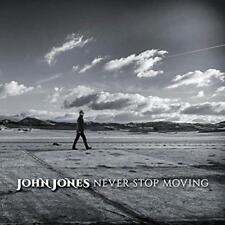 John Jones (Oysterband) - Never Stop Moving (NEW CD)