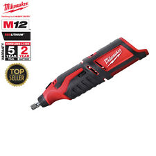 Milwaukee M12 ROTARY TOOL C12RT-0 Variable Speed, Overload Protection *USA Brand