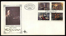 South Africa 1985 Paintings FDC First Day Cover #C13734