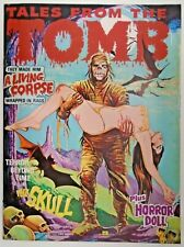 mm Tales From The Tomb (1969, Eerie) v6 #5fn