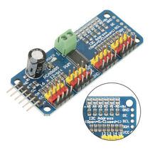 1X PCA9685 16-channel PWM Servo Motor Driver IIC Module Board Fit for SG90 MG995