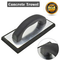240mm*100mm Plastering Sponge Float Trowel Black Rubber Double Funny Trowel