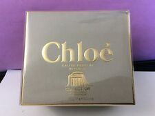 CHLOE INTENSE COLLECTOR 1.7 FL oz / 50 ML Eau De Parfum Sealed Box