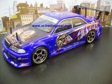Custom Painted Body WELD JZX100 TOYOTA for 1/10 RC Drift Cars Touring HPI 200mm