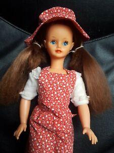 Poupée Bella BELLA  Cathie Cathy rousse avec tenue d'origine
