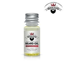 Strawberry - 10ml Beard Oil | Premium Barber Tonics | ROYAL FUZZ ®