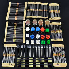 Electronic Parts Pack KIT for ARDUINO component Resistors Switch Button TW