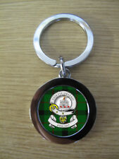 KINCAID CLAN KEY RING (METAL) IMAGE DISTORTED TO PREVENT INTERNET THEFT