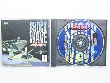 SHOCK WAVE 3DO Real Panasonic Japan Game 3d