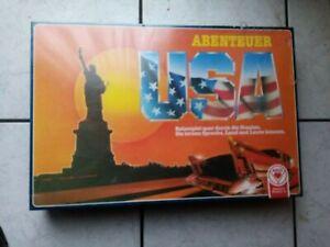 Abenteuer  USA - ein  Gesellschaftsspiel von   ASS  -noch original verschweißt