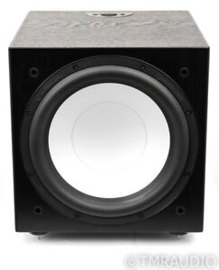 """Monitor Audio Silver RXW12 12"""" Powered Subwoofer; RXW-12; Black Oak"""