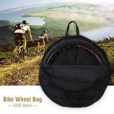 Mountain Road Bike Wheel Bag Wheelset Bag Transport Pounch Carrier Waterproof