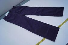 MAC Angela chic victoria super slim Damen Cord Hose Jeans stretch Gr. 34/30 lila