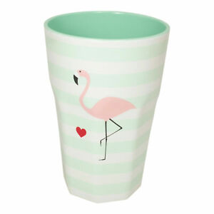 Mea living - Melamin Becher Groß - Flamingo-