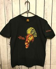 The LION KING Disney Broadway Scar Surrounded by Idiots T-Shirt SIZE S A2-11