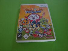Tamagotchi: fiesta on (Nintendo Wii, 2007, DVD-box)