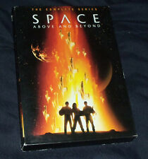 Space: Above and Beyond - The Complete Series DVD Box Set