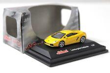 1:87 Schuco Lamborghini Gallardo yellow NEW bei PREMIUM-MODELCARS