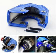 Blue Turbo Heat Shield Blanket T4 Gt30 Gt32 Gt35 Gt37 Gt40 Gt42 Gt47 Gt55 Us(Fits: Hornet)