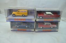 DINKY TOY CARS MATCHBOX CADILLAC AUSTIN VAN BEL AIR MGB DY 7 3 2 15B LOT 4 BOX