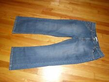 Women's Chico's Platinum Jeans Size 1.5 Very Good Condition