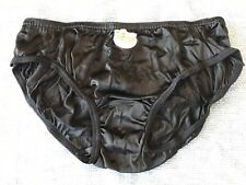Vintage Soen 100% Nylon Hipster Bikini Panties Large 7 NWT