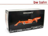 MiniChamps 1:18 100736107 Porsche 917/20 Jägermeister Hockenheim 1973 Vic Elford