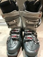 Garmont Xena Women's Alpine Ski Touring Boots Size 25-25.5, 287mm Back Country