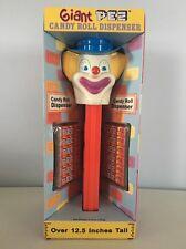 """Giant Pez 12"""" Inch Clown"""