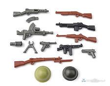 Brickarms Pacific armas set, Custom para lego ® personajes