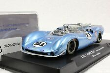 THUNDER SLOT CA00203S/W LOLA T70 CAN AM M. ANDRETTI 21,500 RPM 1/32 SLOT CAR
