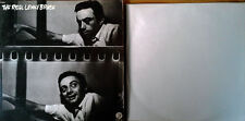 LENNY BRUCE - THE REAL LENNY BRUCE - FANTASY - 2 LP SET WITH LARGE POSTER !!