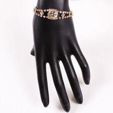 Chain/Link Unbranded Stone Costume Bracelets