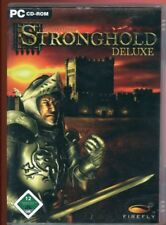 Stronghold Deluxe | PC | gebraucht