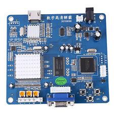 Convertidor de salida de vídeo de alta definición tablero VGA/RGBS/EGA/CGA/Yuv A Hdmi Para Arcade DC 5V/2A