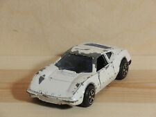 POLITOYS FORD GT 70 E31 white 1:43 1/43 Made in Italy - VINTAGE 1975 - Used