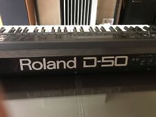 Roland D 50 Keyboard /  Synthesiser D50 New battery  - Sounds Great!