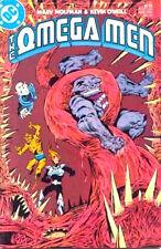 OMEGA   MEN   { DC  -  March  1985 }    ## 24  ## 25  ## 26