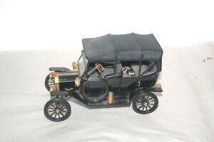 Franklin Mint 1913 Ford Model T Die-cast Model Car 1:16 Scale w Original Box