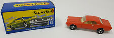 Matchbox New Superfast 2004 #62 1968 Mercury Cougar Hershey Dealer Model