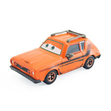Disney Pixar Cars Bad Fellows Grem With Weapon Metal Toy Car 1:55 New In Stock