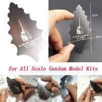 1PC ALEXEN Models Parting Line Scraper Hand Tools for All Scale Gundam Model Kit