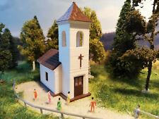 Kirche mit Sound   Fertigmodell mit Soundmodul    Spur N Glocken