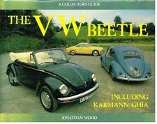 VW BEETLE 1100 1200 1300 1500 1302/S 1303/S & K.GHIA DEVELOPMENT HISTORY BOOK