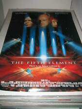 THE FIFTH ELEMENT (1997) ORIGINAL 27x40 ROLLED DS MOVIE POSTER (537CC)