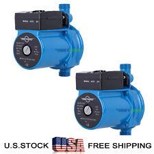 Lot of 4,110V Domestic Circulation Pump NPT3//4/'/' Silent Water Circulator Pump