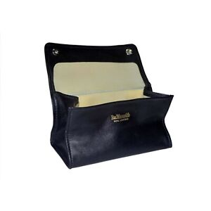 Dr Plumb Large Leather Box Wallet Tobacco Pouch (P2900)