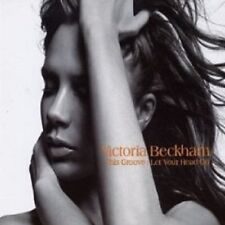 VICTORIA BECKHAM This Groove / Let your Head go MIXS UK CD SPICE GIRLS USA Seler